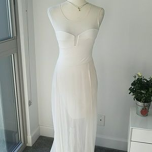 BCBG Bandage Maxi Dress